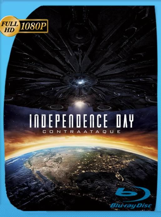 Día de la Independencia: Contraataque (2016) BRRip [1080p] Latino [GoogleDrive] Ivan092