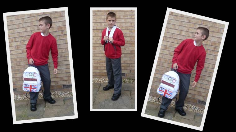 George/ASDA's Back To School 'Little Designers'
