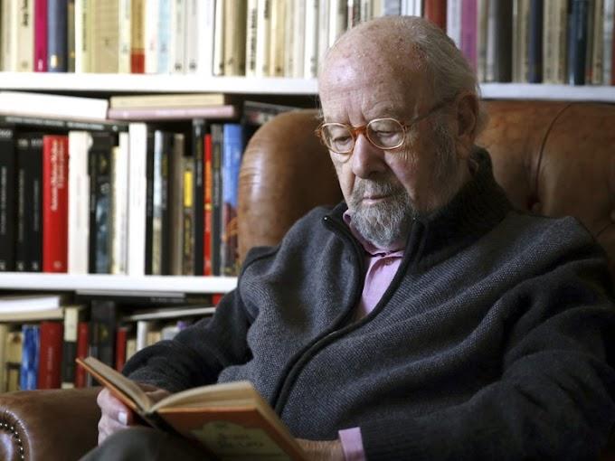 Falleció el escritor José Manuel Caballero Bonald