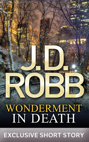 WONDERMENT IN DEATH by JD Robb