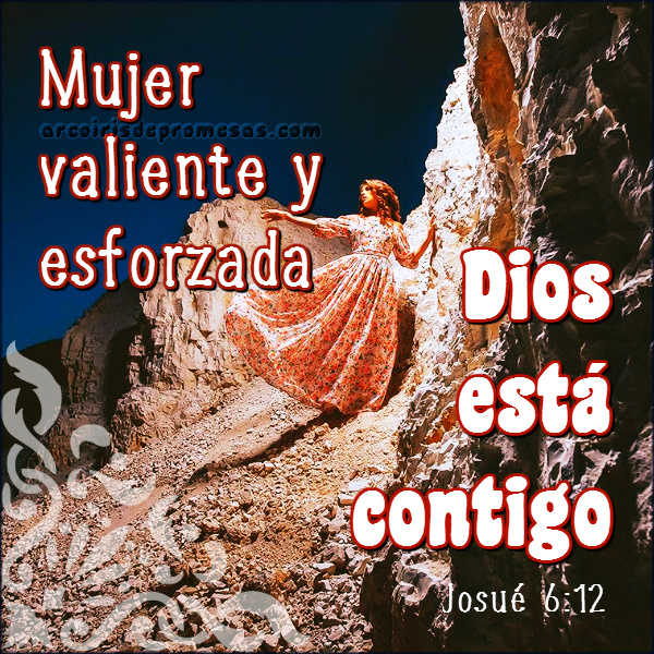 mujer valiente y esforzada reflexiones cristianas con imágenes