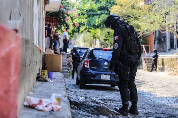 Caen sicarios que ejecutaron a seis policías en Guerrero