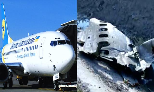 """Ukraine International Airlines, Irán reconoce haber derribado avión ucraniano """"por error humano"""""""
