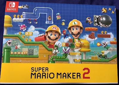 Super Mario Maker 2 Designers Pad