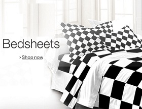 Minimum 50% Off on Popular Brand Bedsheets starts from Rs.249@ Amazon