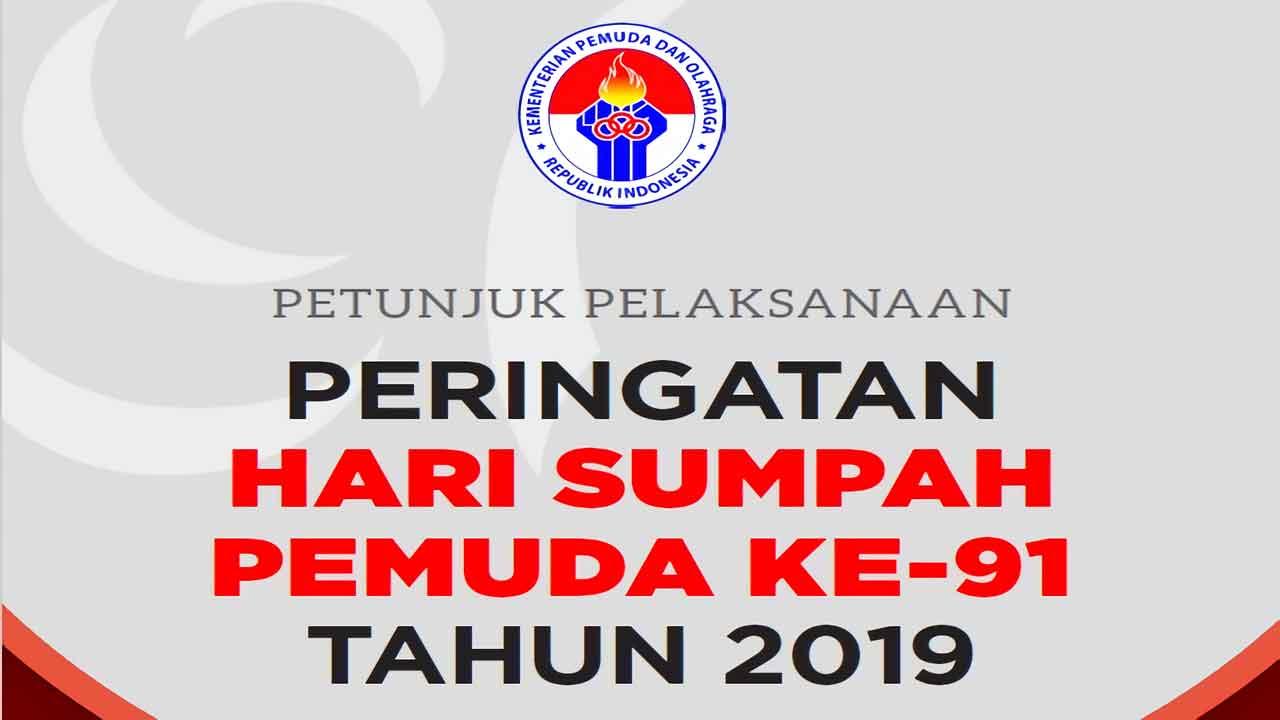 peringatan sumpah pemuda 2019