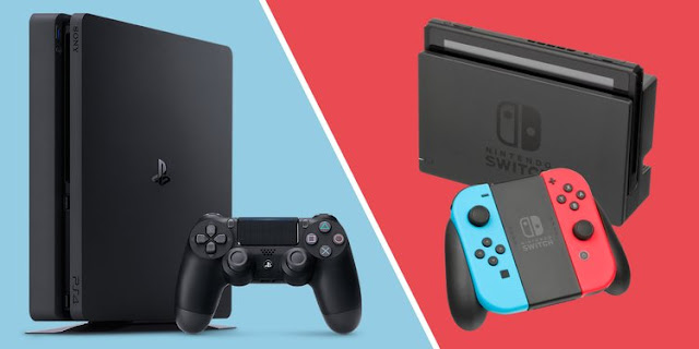 Switch supera as vendas do PlayStation 4 no Japão