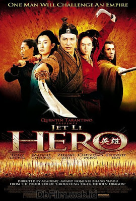 Sinopsis film Hero (2002)