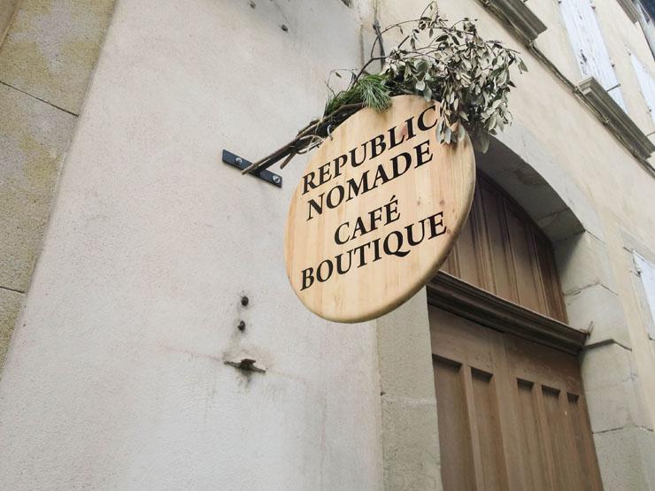 republic nomade Carcassonne