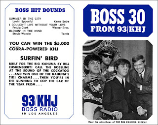 KHJ Boss 30 No. 51 - Sam Riddle with Big Kahuna