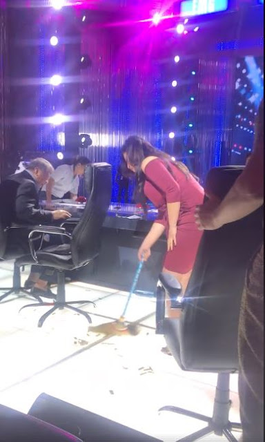 Angel Locsin's Humble Side Was Caught on Cam! This is How She Helps The Staff in the Studio!
