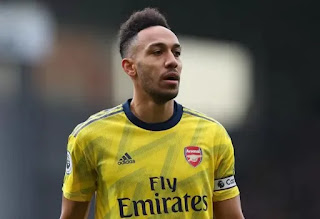 Arsenal willing to let Aubameyang go for just £30m this Summer