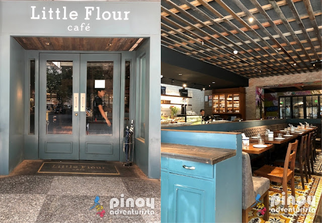 THE LITTLE FLOUR BREAKFAST AT THE SPHERE MAKATI