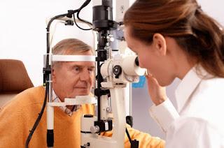 مشكلة العين عند مرضى السكري