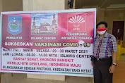 Perhimpunan Indonesia Tionghoa Mataram Ikut Mendukung Vaksinasi