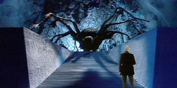 Hybrid Particles: TV Review: Doctor Who- Planet of the Spiders