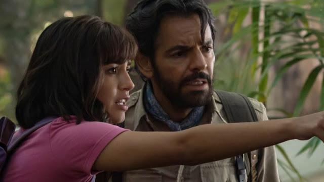 Novo trailer de Dora e a Cidade Perdida