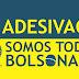 Direita Amazonas convida para o 5º Adesivaço - Somos todos Bolsonaro, sábado (25), na Zona Leste