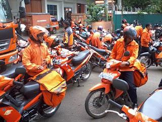 lowongan kerja pt pos indonesia logistik