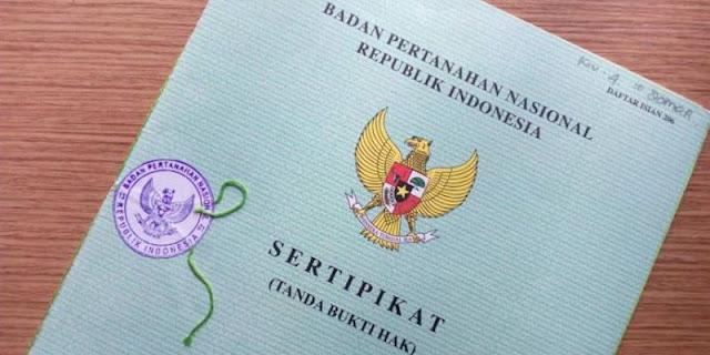 Komisi II DPR Dan Menteri Sofyan Djalil Sepakat Tunda Pemberlakuan Sertipikat Elektronik
