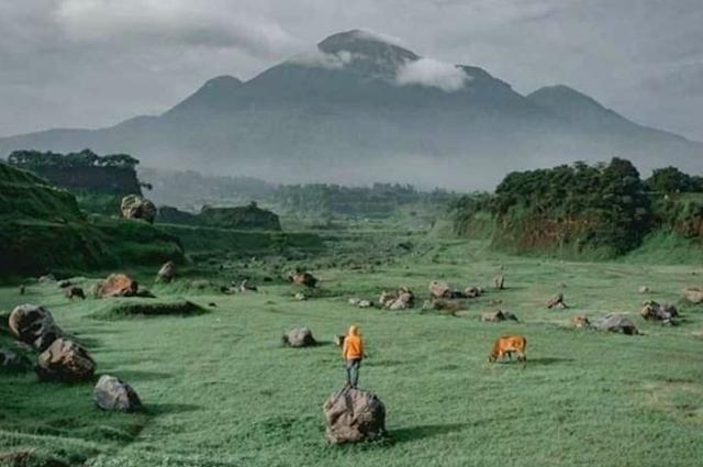 Indahnya Ranu Manduro 'New Zealand' ala Mojokerto