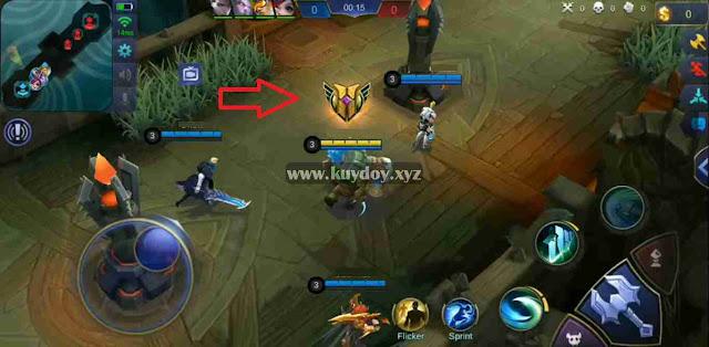 Mobile legends menyematkan fitur battle emote untuk menambah keseruan bermain Download Script Battle Emote Mastery Bagde Mobile Legends
