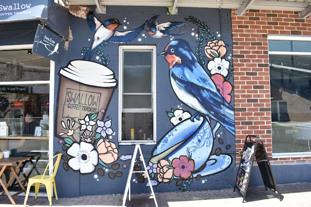 Street Art in Rockdale Sydney by Sydney Graffiti