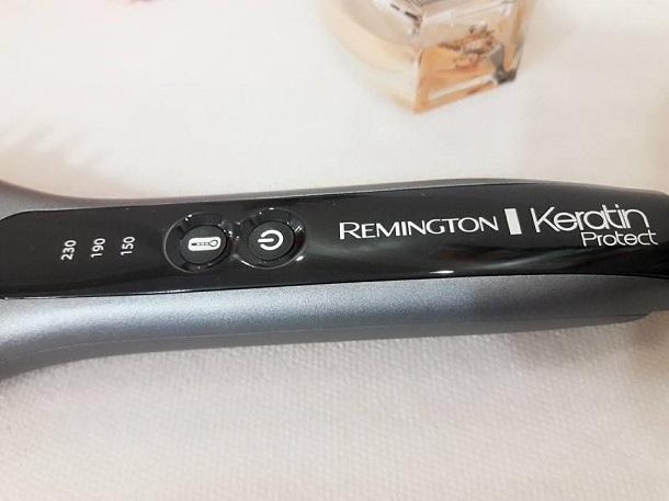 remington saç fırçası