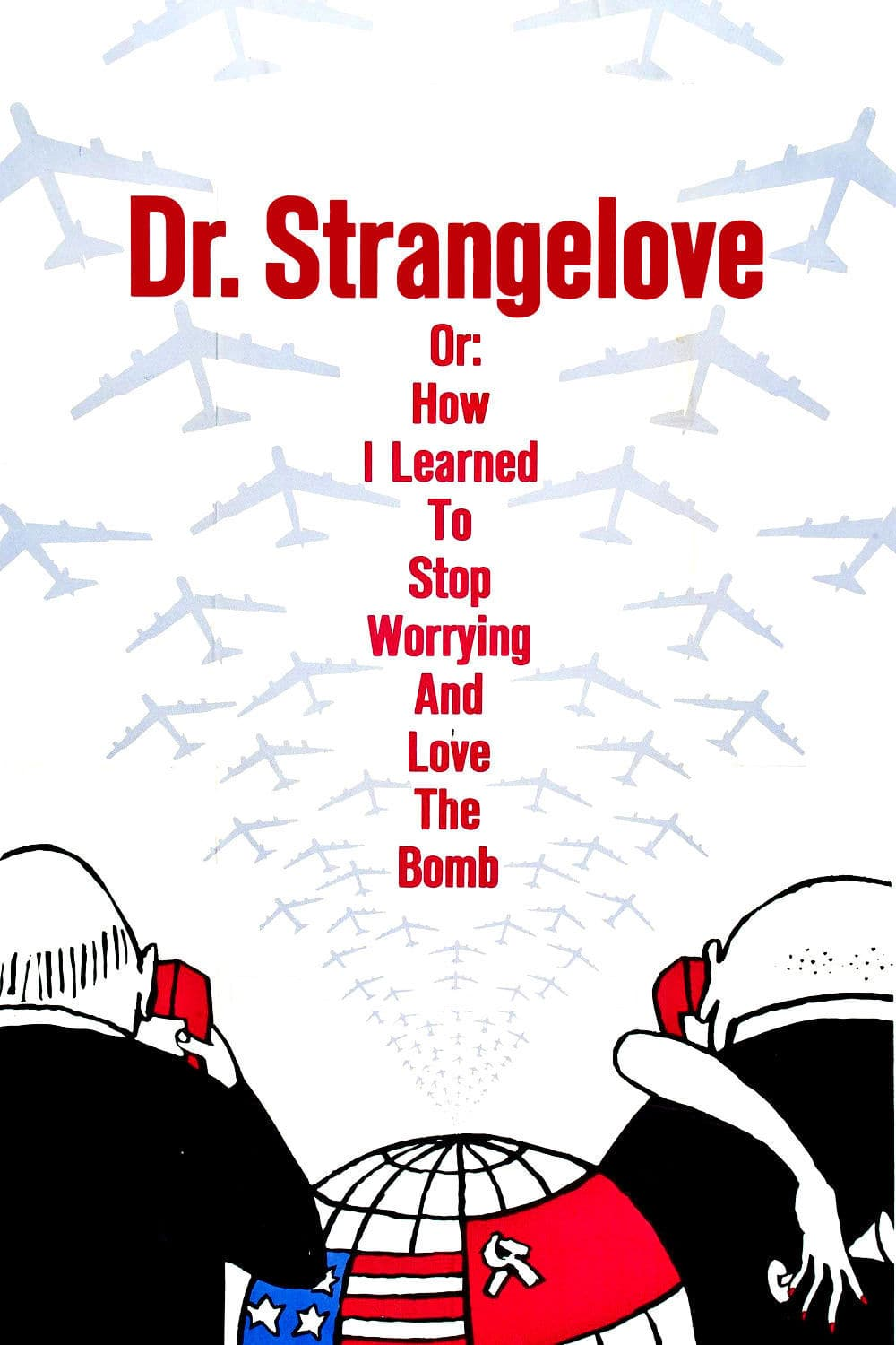 Dr. Strangelove, or How I Learned to Stop Worrying and Love the Bomb [1964] [DVD9] [NTSC] [Latino]