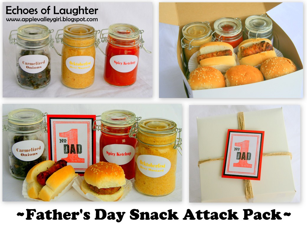 Father's Day Project: Midnight Snack Attack Pack ...