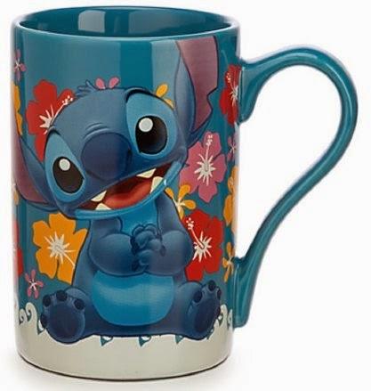 Lilo and Stitch Hawaiian Coffee Mug