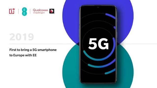OnePlus May Showcase Its 5G Phone at Mobile World Congress 2019