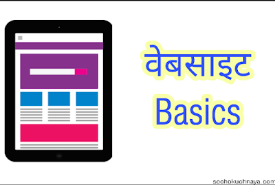 in this article we have cleared all the basic things related to website and its parts
