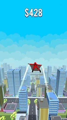 Screenshot Wind Rider - Apcoid