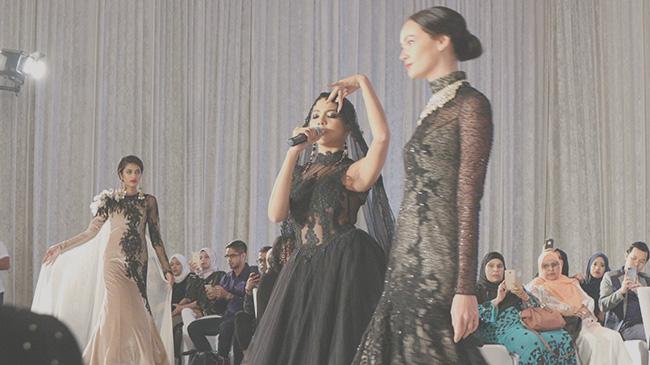 Baju Pengantin Design Meriah Oleh Designer Fatimah Mohsin 3
