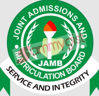 Jamb Registration Date