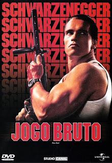 Jogo Bruto - Poster