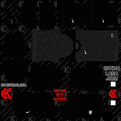 Netherlands Kits 2020-2021 - DLS21 Kits