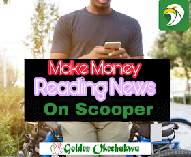 Make Money Reading News With The Scooper News App For Free [Legit]