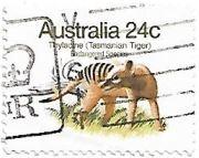 Selo Lobo da Tasmânia