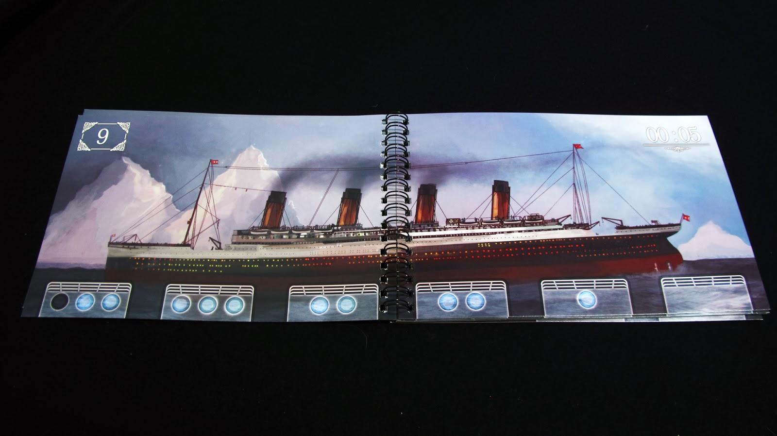 【介紹+開箱+規則】SOS Titanic 拯救鐵達尼