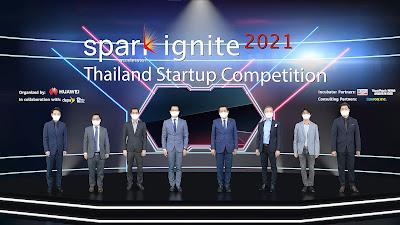 Huawei ประเทศไทย จับมือ depa และสำนักงานนวัตกรรมแห่งชาติ เปิดตัวการแข่งขัน Spark Ignite Startup ก้าวสำคัญในการเข้าร่วมโครงการ Huawei Spark Incubator and Acceleration