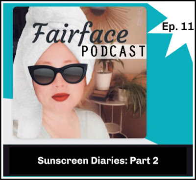 common questions about spf and sensitive skin - Fairface Podcast Episode 11
