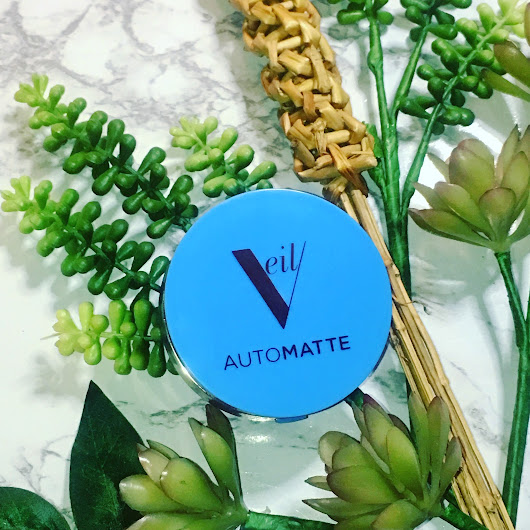 Veil Cosmetics AutoMatte A Powderless Base That Cuts The Shine