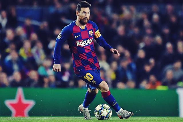 Cầu thủ Messi