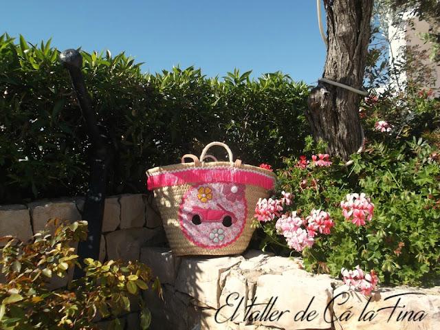 capazos-decorados-flamencos-personalizados