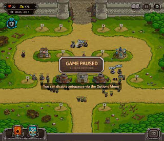 Flash-игра Kingdom Rush