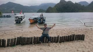 Pulau Pasumpahan, Surga Tersembunyi di Sumatera Barat
