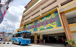 City Tour Bus Balikpapan