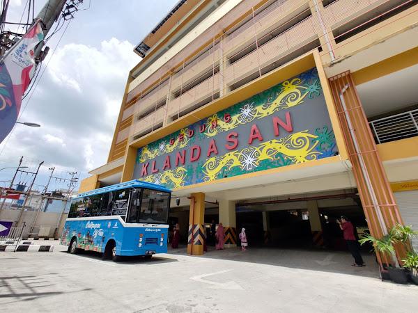 City Tour Bus Balikpapan